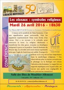 2016-04-26 Les oiseaux, symboles religieux